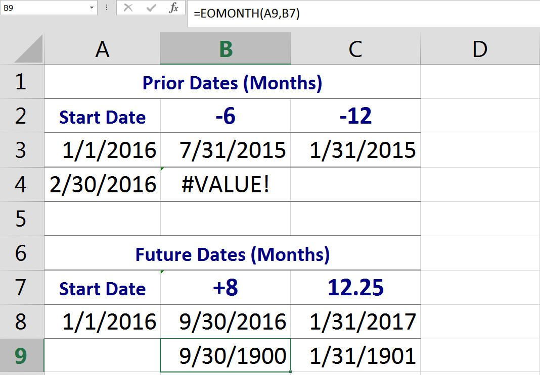 how to add a date in excel spreadsheet