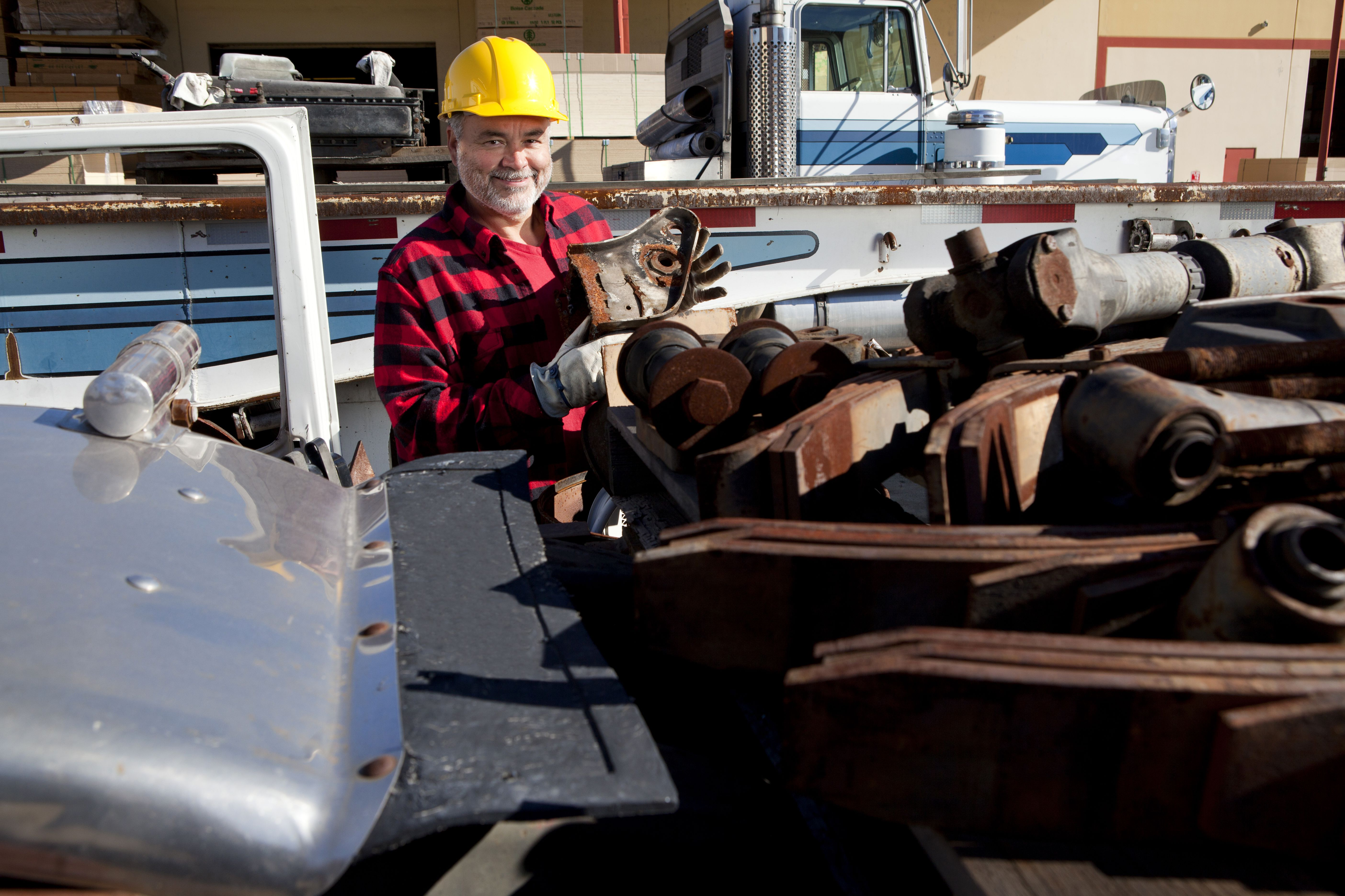 Scrapper How To Start A Scrap Metal Collection Business