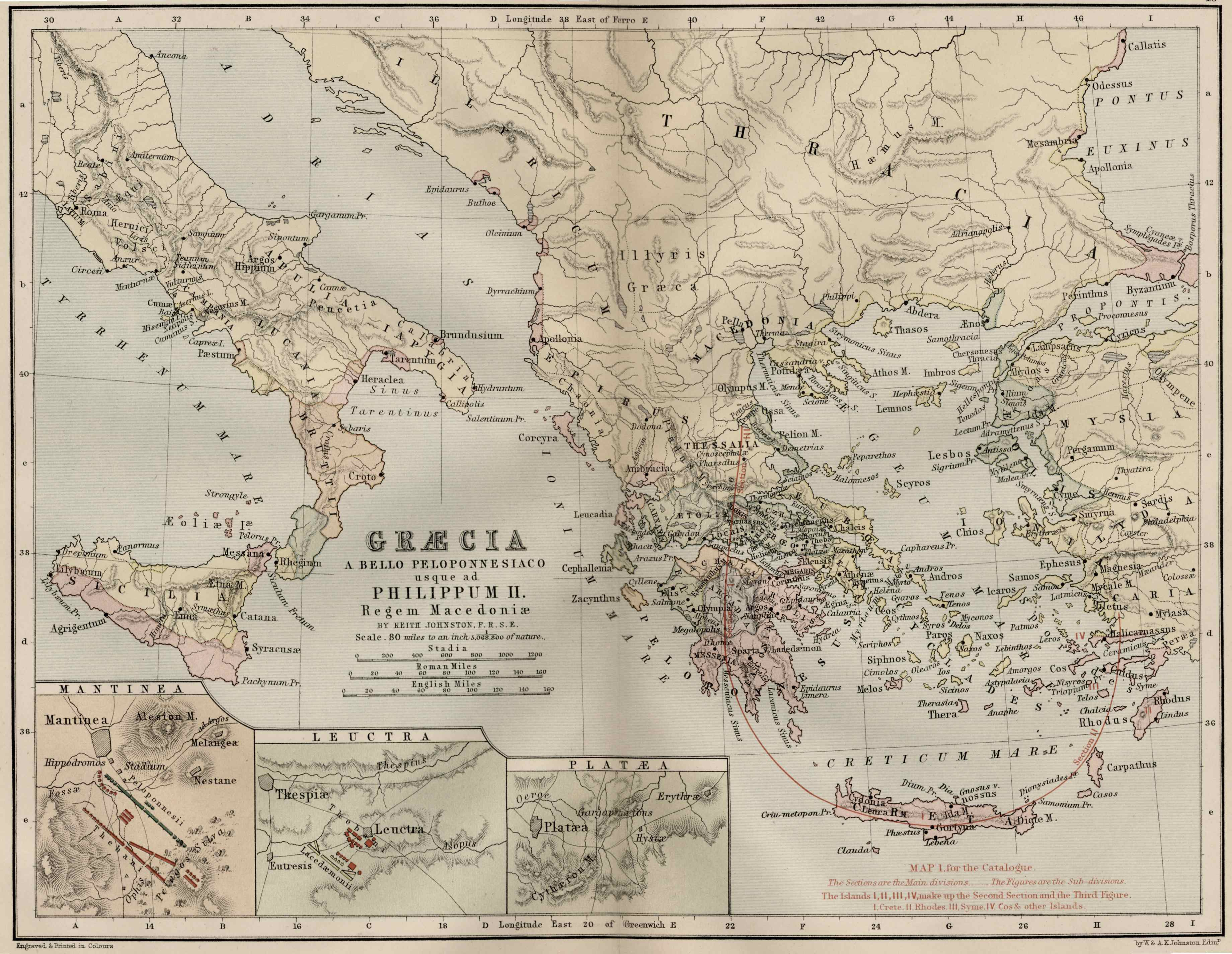 Fast Facts About Ancient Greek Colonies - Greek colonization archaic period map
