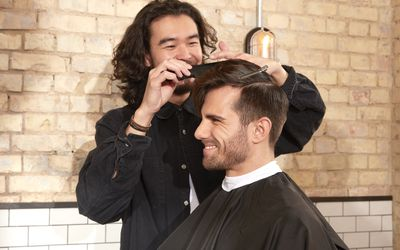 how to talk to your barber or stylist - How Much To Tip Hairdresser At Christmas