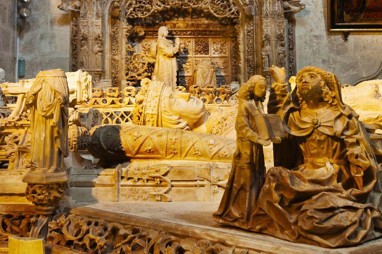 Tomb of Isabel of Portugal and John II of Castile, Santa Maria de Miraflores charterhouse