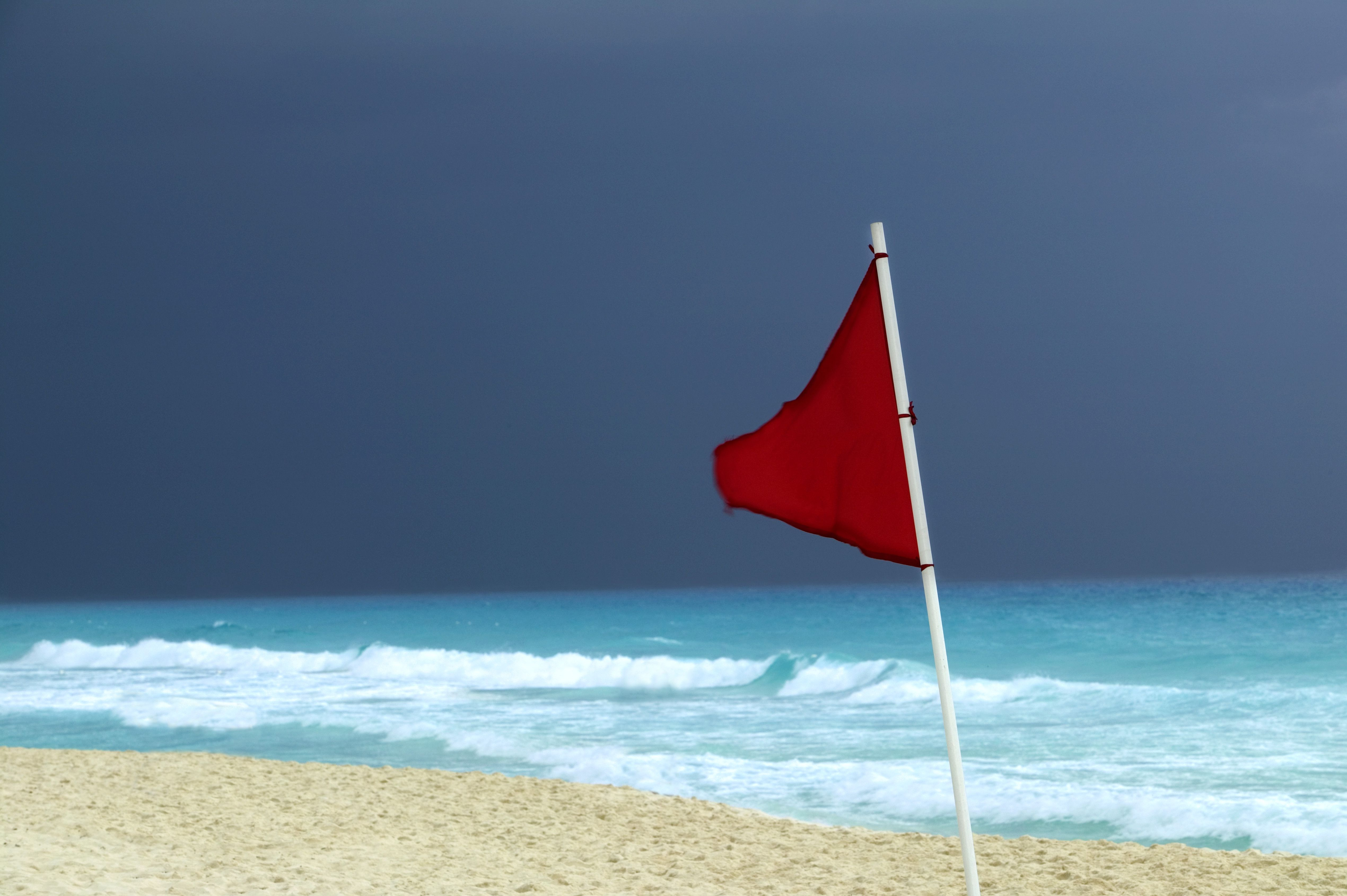 South florida beach flag warning system stay safe on mexicos beaches learn what the warning flags mean buycottarizona
