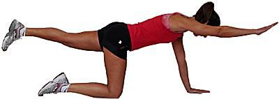 core and flexibility workout to strengthen your body