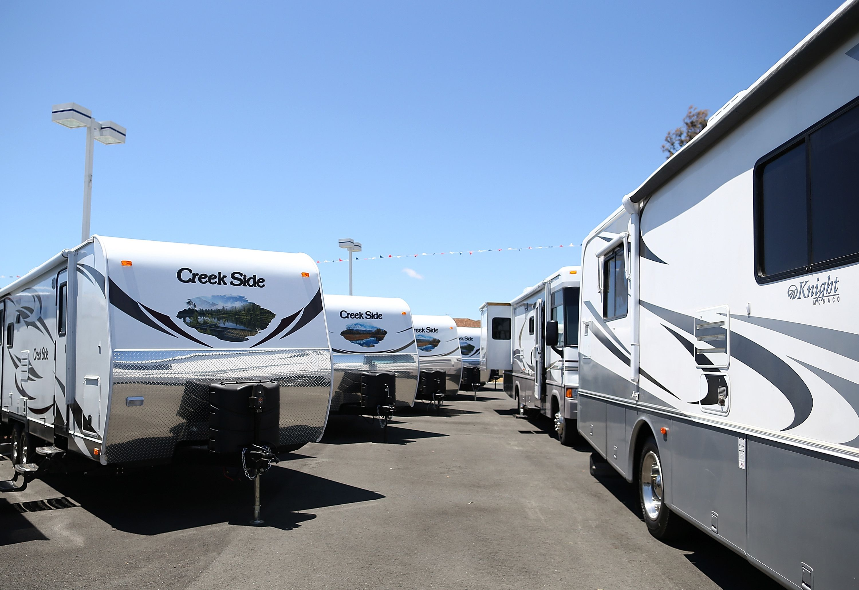 Your Guide To Class B Motorhomes