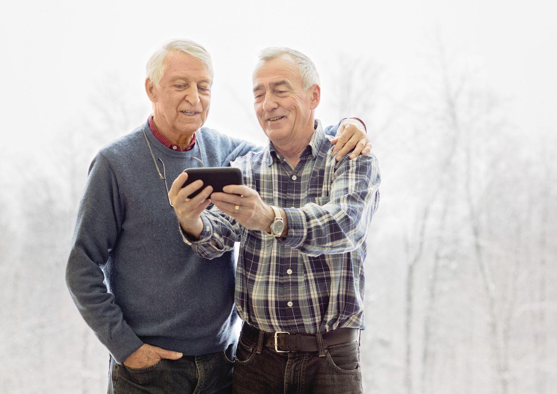 старик гей старикам порно