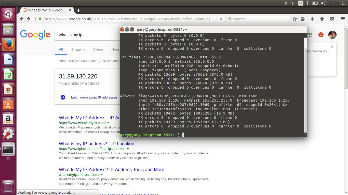 how to setup a ubuntu remote desktop