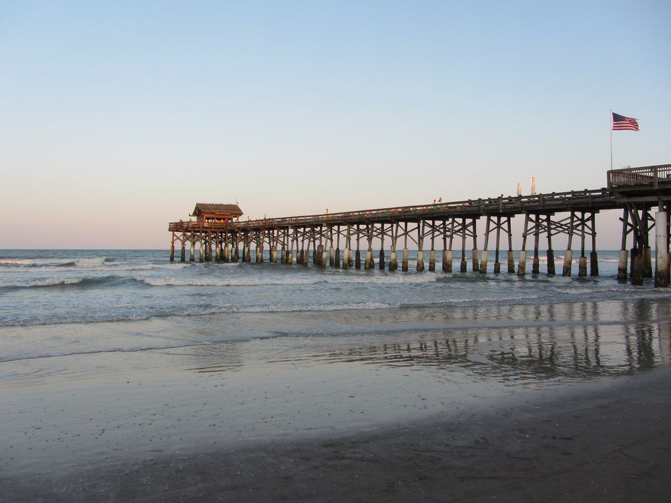 Ocean Temperature Florida Cocoa Beach