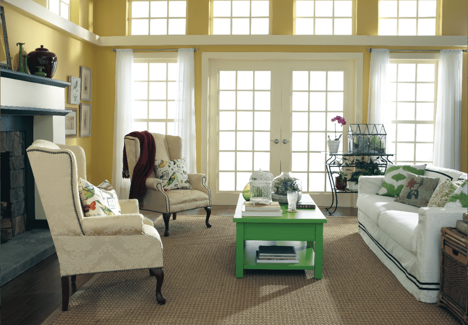 The Secrets of Decorating With Green | Color.About.com