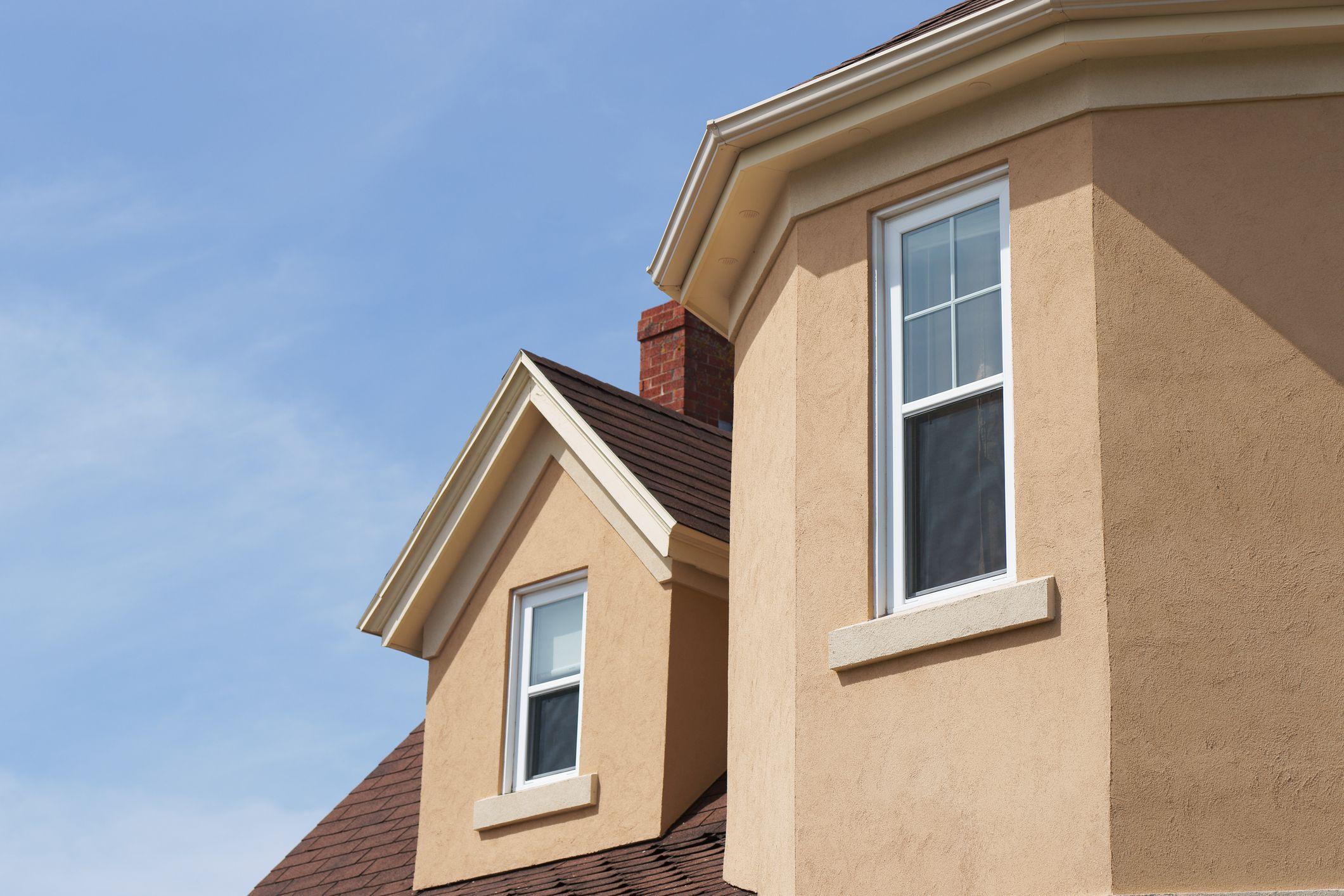 Is Stucco A Good House Finish