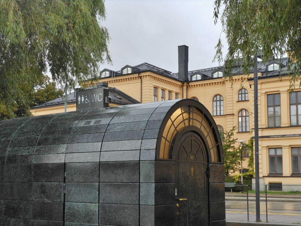 Public Toilet - Stockholm