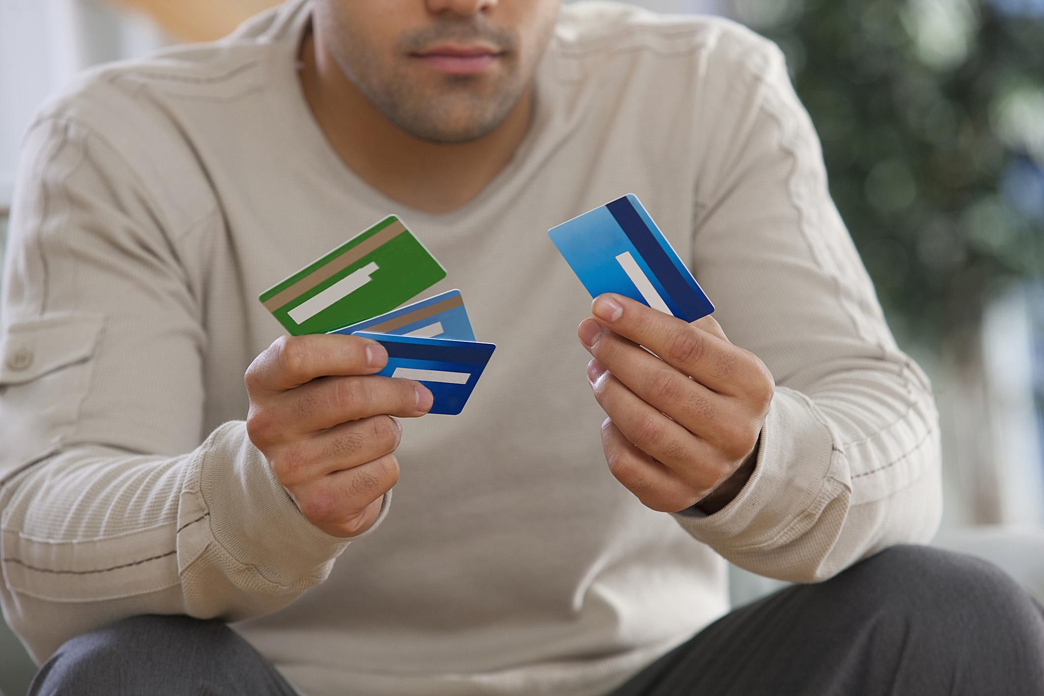 Getting a Credit Card After Bankruptcy
