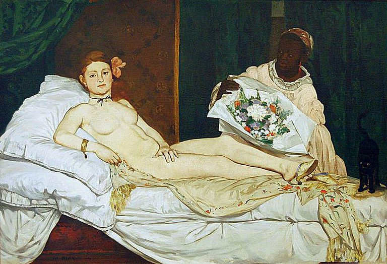 Historia arte moderno siglo XIX