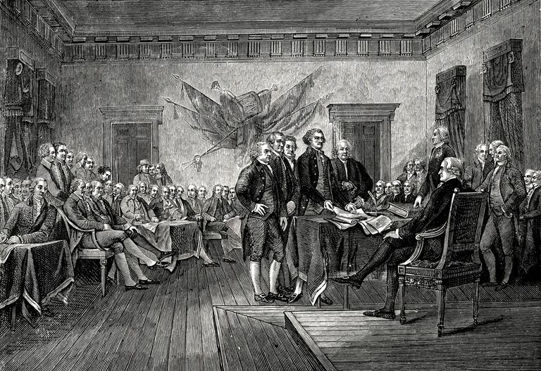 Overview of the early american colonial regions signing the declaration of independence publicscrutiny Images