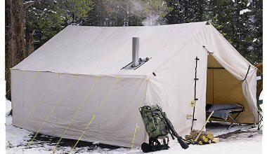 Cabela's Canvas Tent