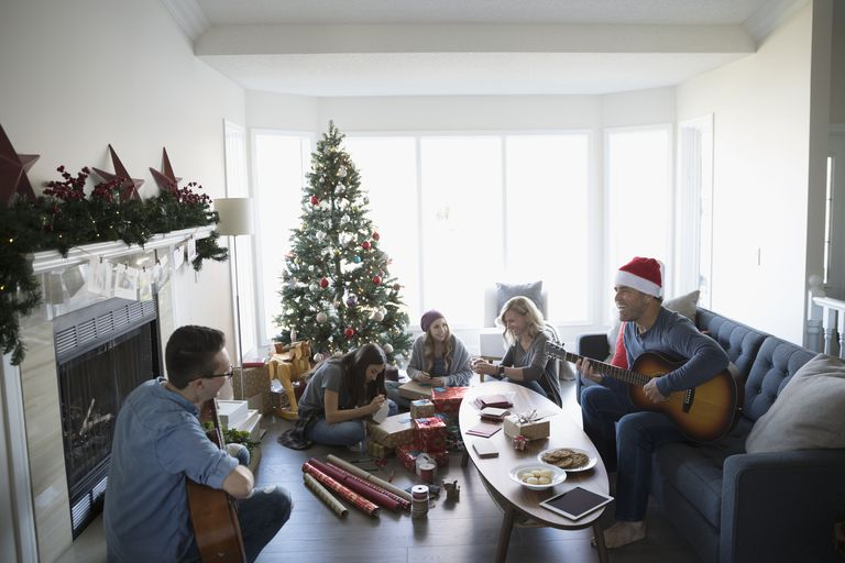 Chords For Christmas Songs Learn Carols On Guitar