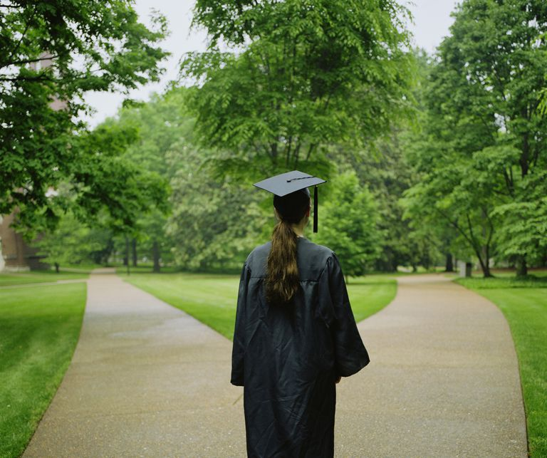 The difference between a B.A. and B.S. degree is primarily the number of hours of science classes required to graduate.