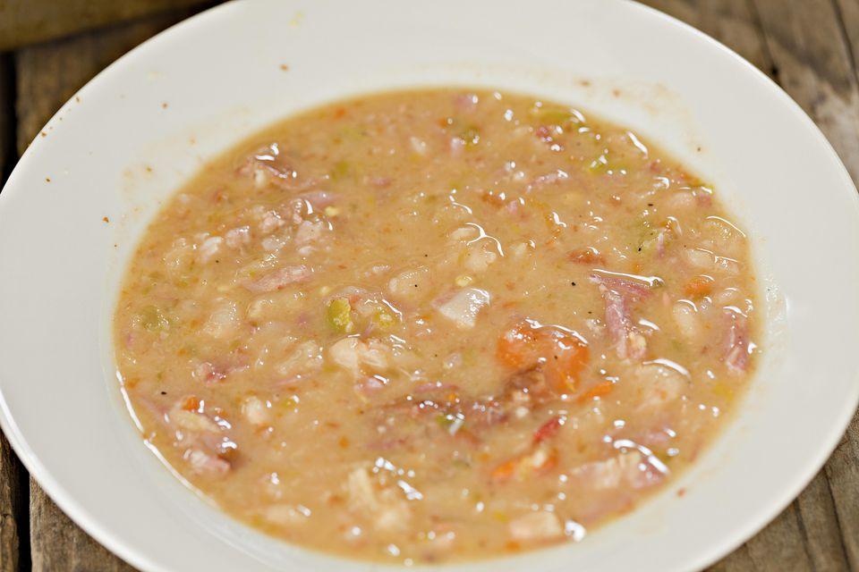 Bean and Bacon Soup