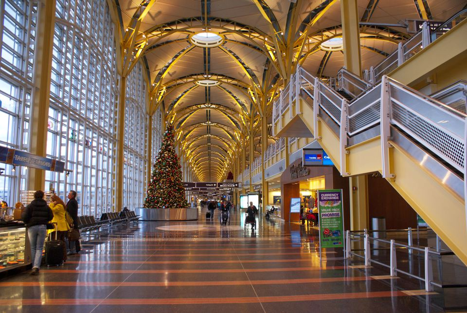Ronald Reagan Airport.