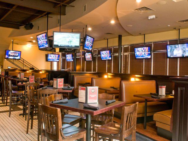 The Best Sports Bars in Atlanta: Hudson Grille