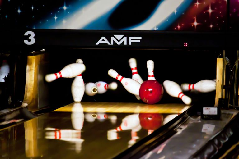 It takes 12 strikes to reach a perfect 300 game in bowling a strike solutioingenieria Images