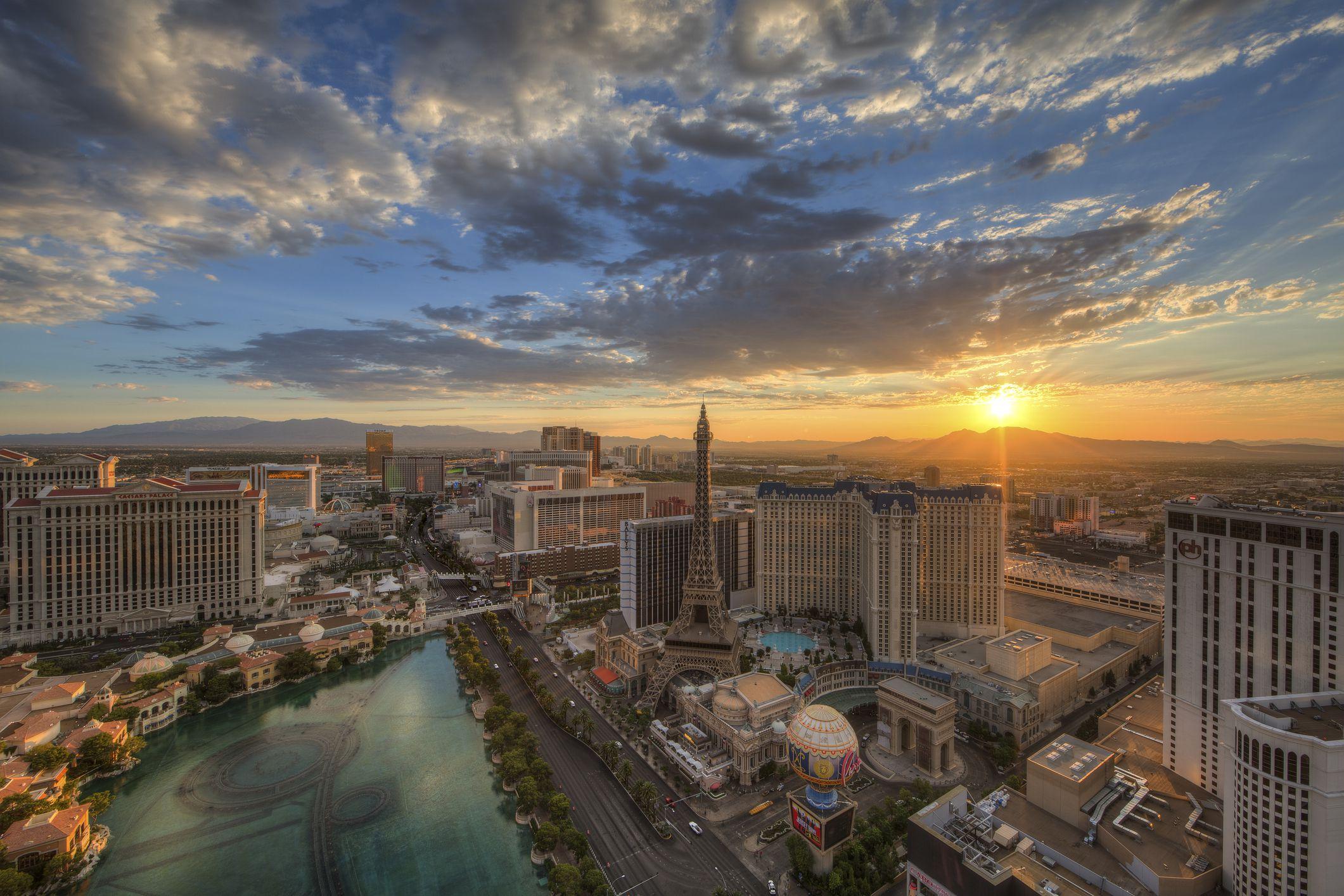 Car Rentals At Las Vegas Nevada Airport