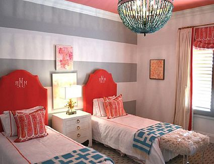 decorating ideas for shared childrens bedrooms - Decorating Ideas For Girls Bedroom
