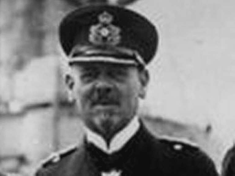 Franz von Hipper during World War I