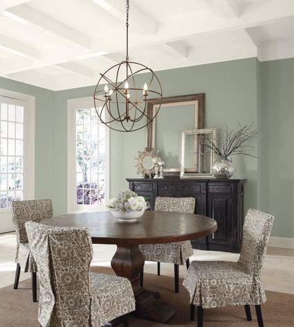 Colors To Paint A Dining Room behr 2017 color trends  see every gorgeous paint color
