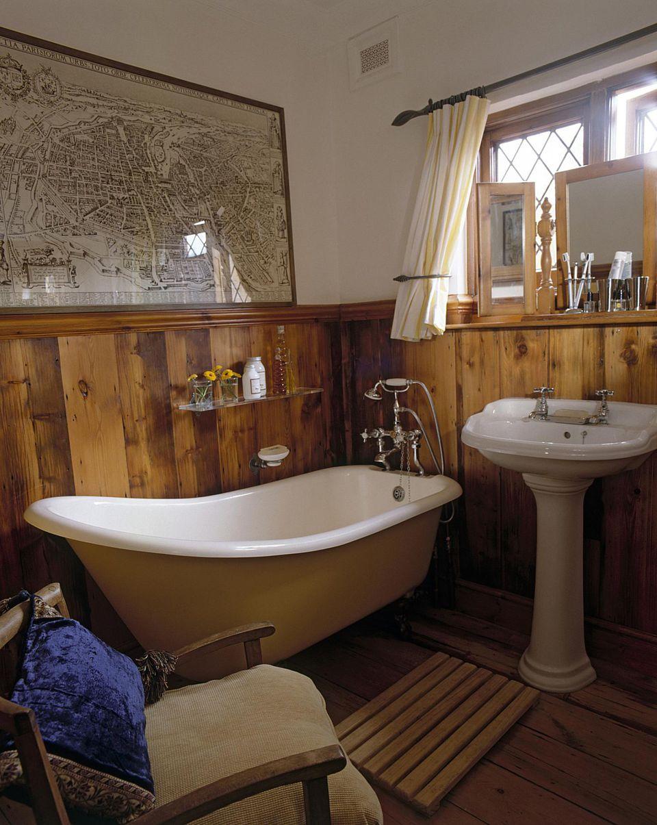 Rustic Bathroom Design - Rustic bathrooms designs