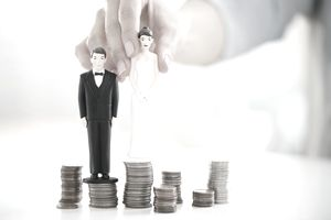 marriage and money