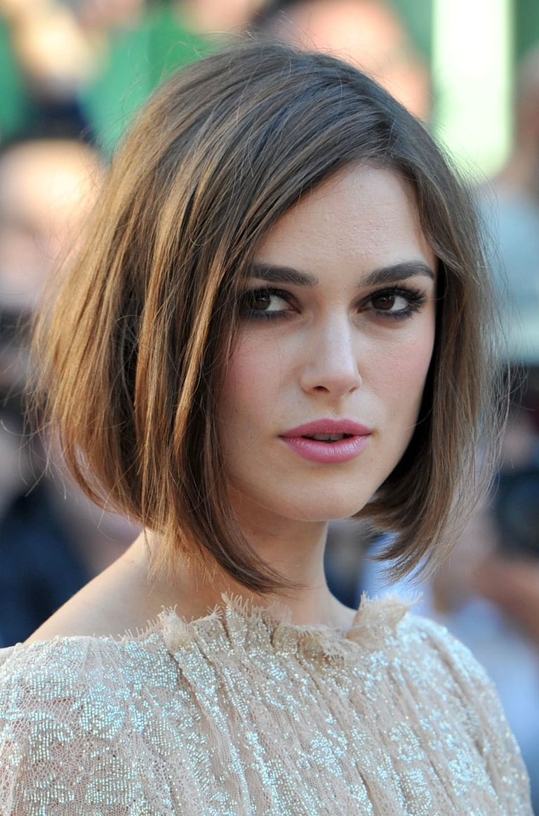 Which Types Of Bob Haircuts Are Best For Your Face
