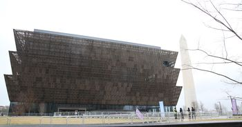 Best dc food options near african american museum