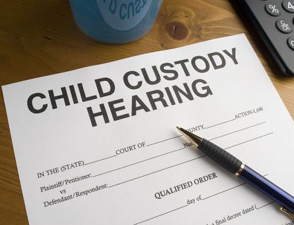 custody law