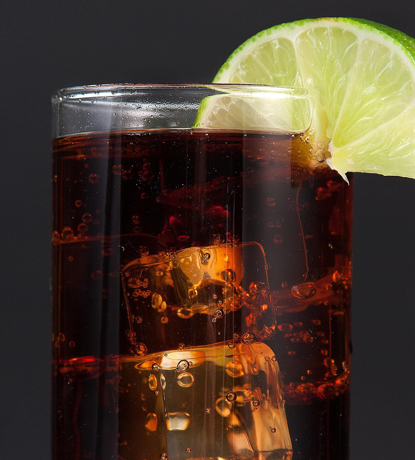 Alcoholic Drink Recipes For Thanksgiving: Lime Cola Non-alcoholic Mixed Drink Recipe