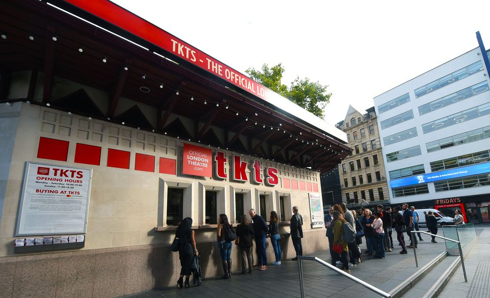 How To Get Cheap Theatre Tickets From Tkts At Leicester Square
