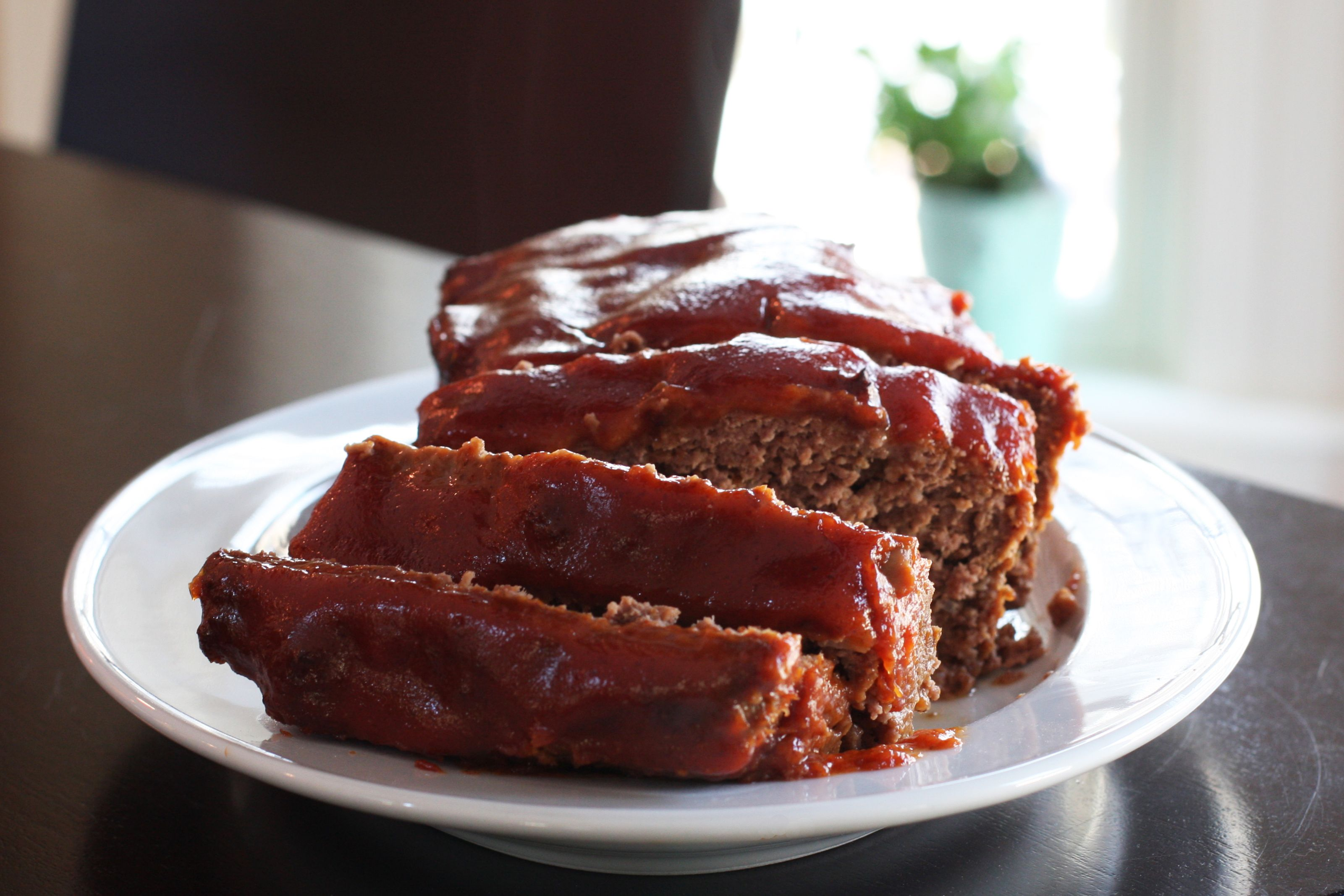 Simple Meatloaf Recipe With Optional Topping Recipe