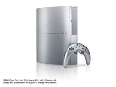 PlayStation 3 (Full View)