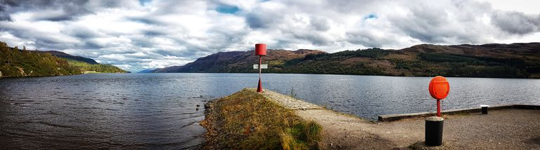 Loch Ness Panoramic