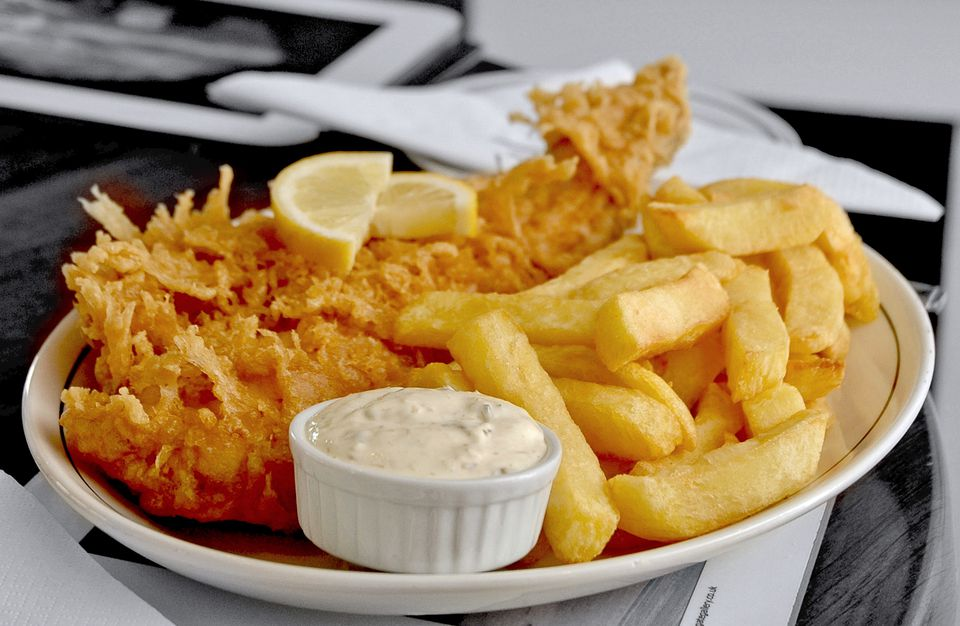 All about fish and chips in britain and ireland for Irish fish recipes