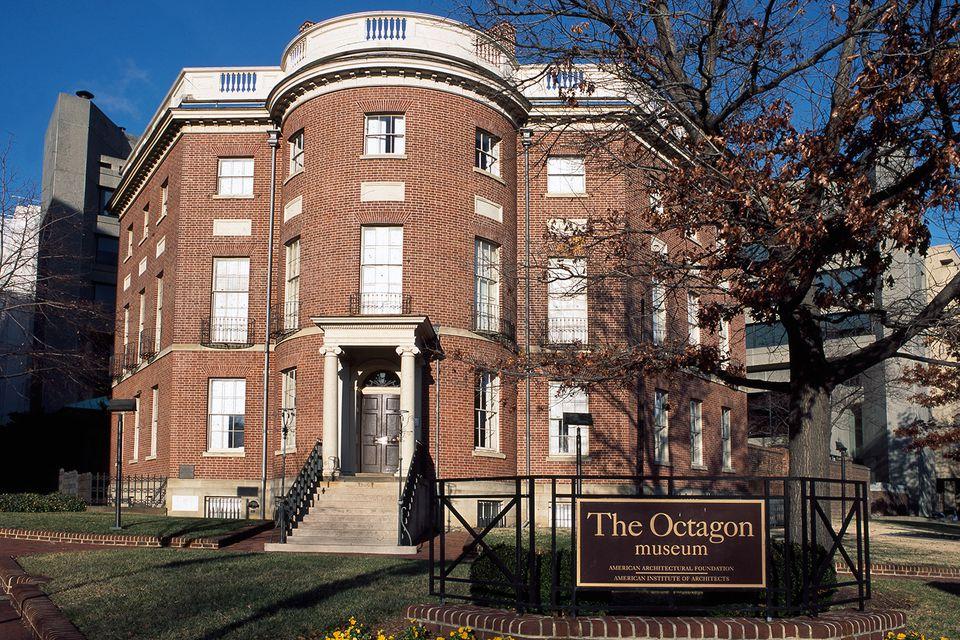 Historic Buildings In Washington Dc