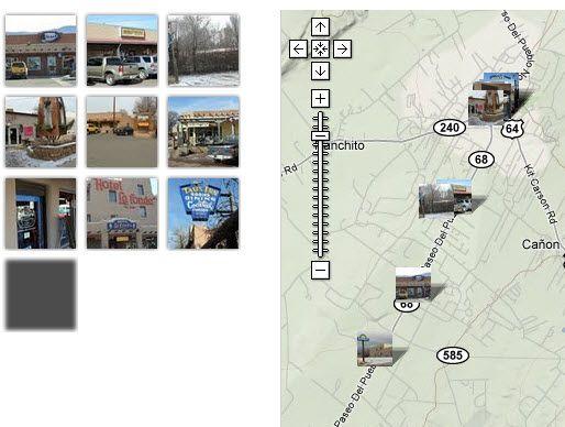 Google Picasa Photo Map