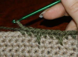 Crochet Spike Stitches