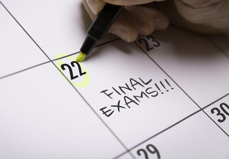Final Exams