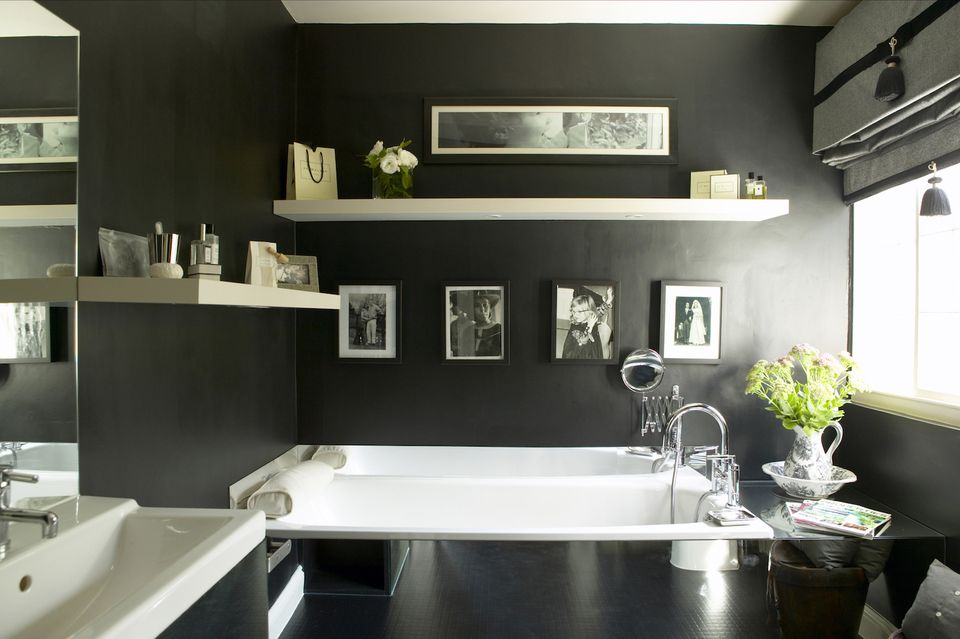 Budget bathroom decorating ideas for your guest bathroom for Bathroom decor ideas accessories