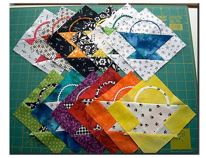 Quilting Intermediate Projects