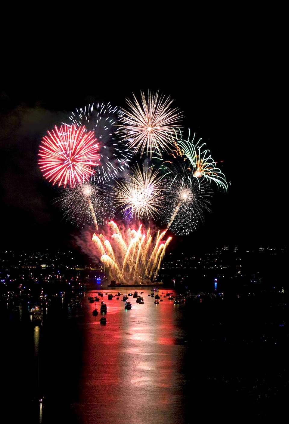 Celebration of Light Fireworks, Vancouver