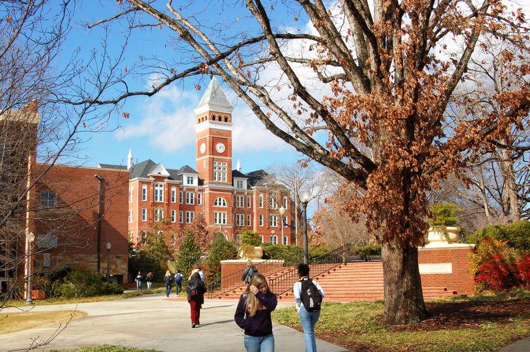 Tilman Hall at Clemson University