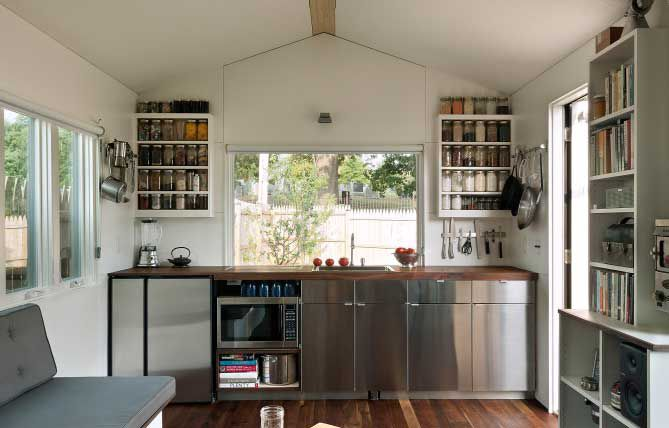9 Space Making Storage Hacks For Small Kitchens