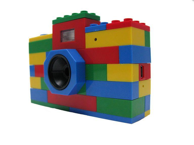 Digital Blue Lego Camera Review