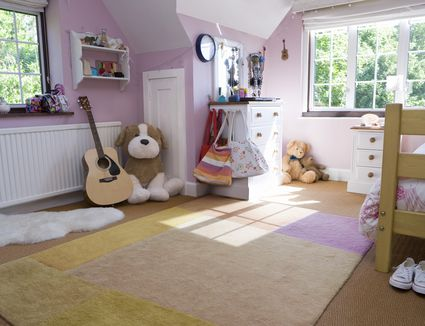 5 best bedroom flooring materials for Tiles for kids room